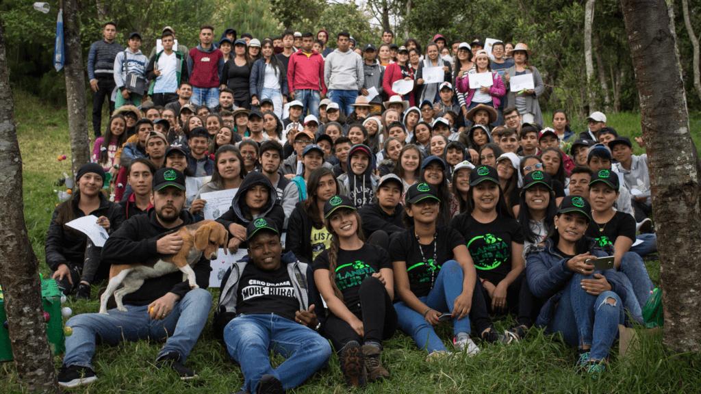 Planeta Rural Foundation Fellow Acumen Nazly Ortiz